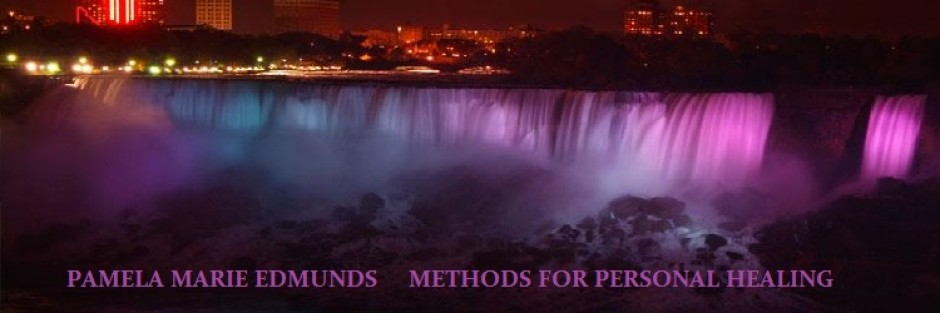 Pamela Marie Edmunds Methods For Personal Healing